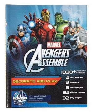 Decorate & Play Marvel Avengers, [Product Type] - Daves Deals