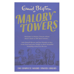Malory Towers 12 Copy Slipcase, [Product Type] - Daves Deals