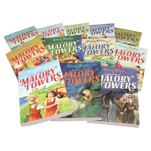 Malory Towers 12 Copy Slipcase
