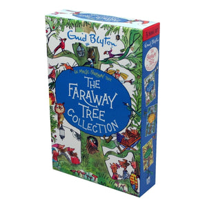 The Magic Faraway Tree Collection - Daves Deals
