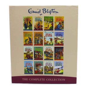 Enid Blyton Secret Seven Box Set - Daves Deals