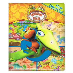 Dinosaur Train First Look and Find