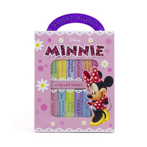 Disney Minnie - My First Library
