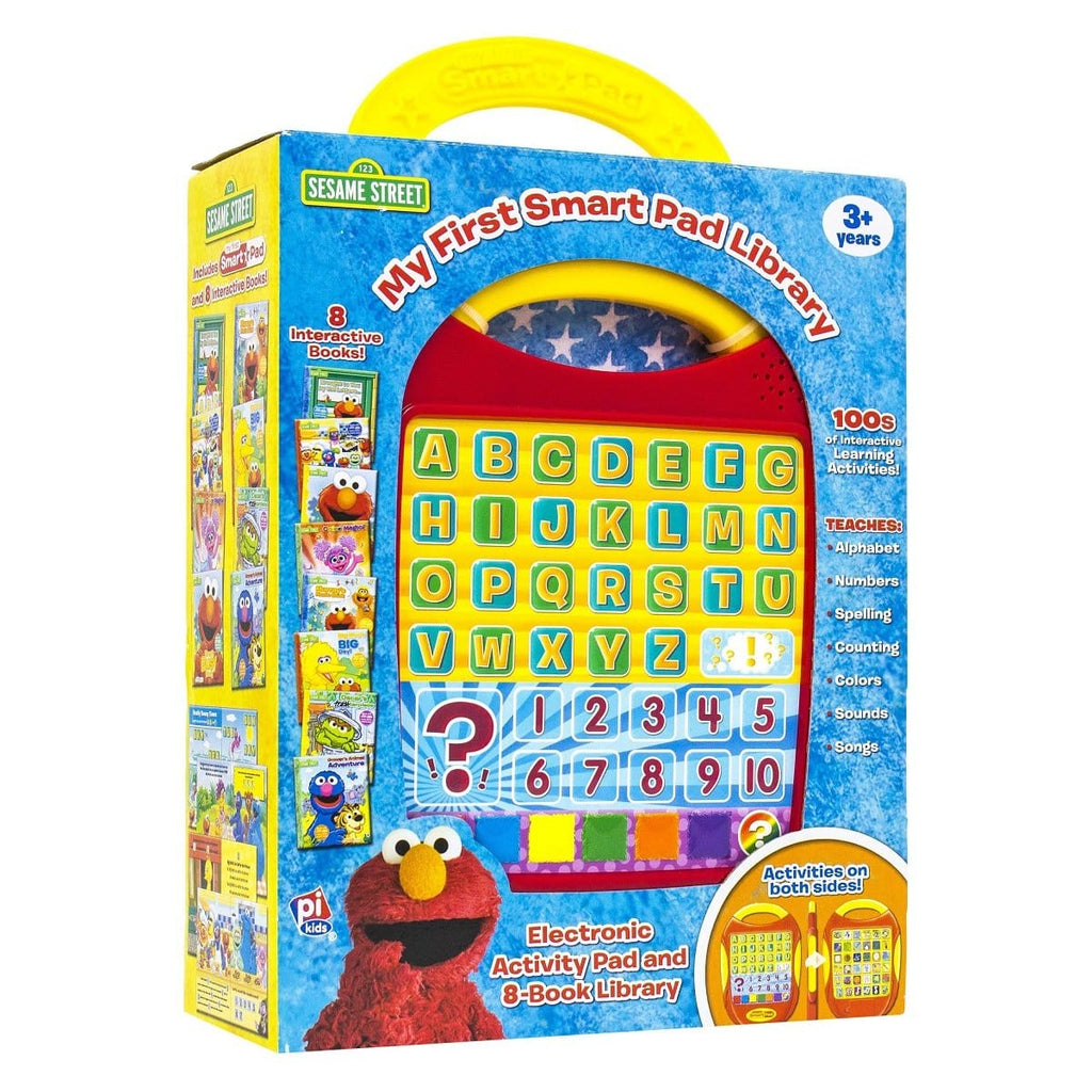 Sesame Street - My First Smart Pad Library, [Product Type] - Daves Deals