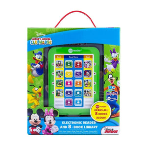 Mickey Mouse Clubhouse - Me Reader Electronic Reader and 8-Book Library, [Product Type] - Daves Deals