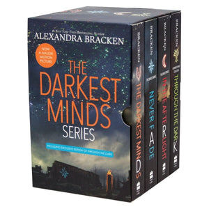 Darkest Minds 4 Book Boxset, [Product Type] - Daves Deals