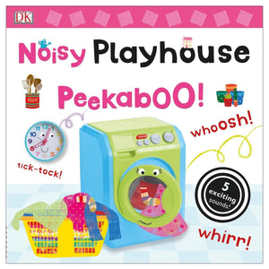 Noisy Playhouse Peekaboo!, [Product Type] - Daves Deals