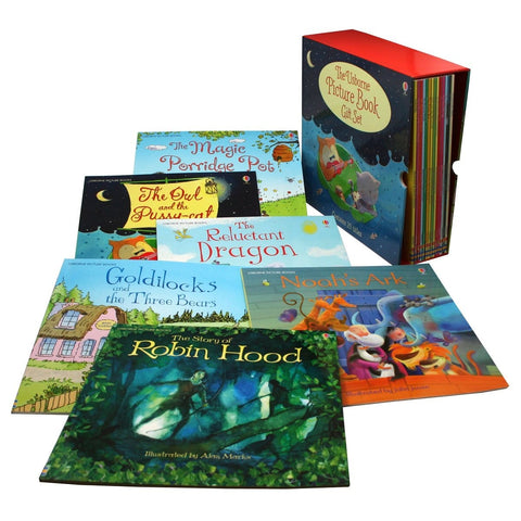 The Usborne Picture Book Gift Set, [Product Type] - Daves Deals