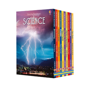 Usborne Beginners Science, [Product Type] - Daves Deals