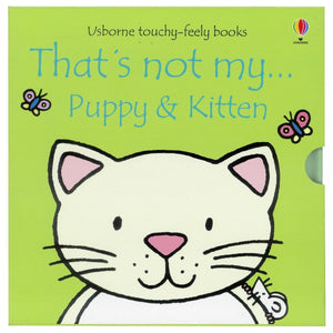 That's Not My . . . Puppy & Kitten, [Product Type] - Daves Deals