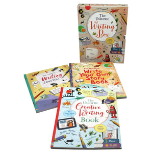 The Usborne Writing Box - Daves Deals