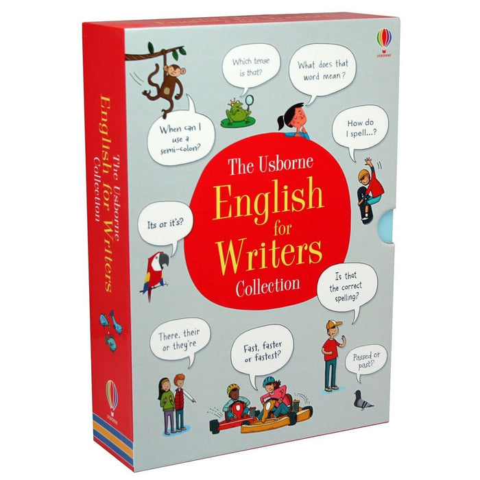 The Usborne English for Writers Collection