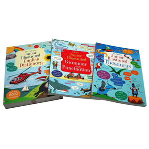 The Usborne English for Writers Collection, [Product Type] - Daves Deals