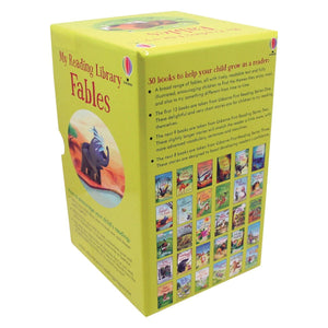 Usborne My First Fables Reading Library, [Product Type] - Daves Deals