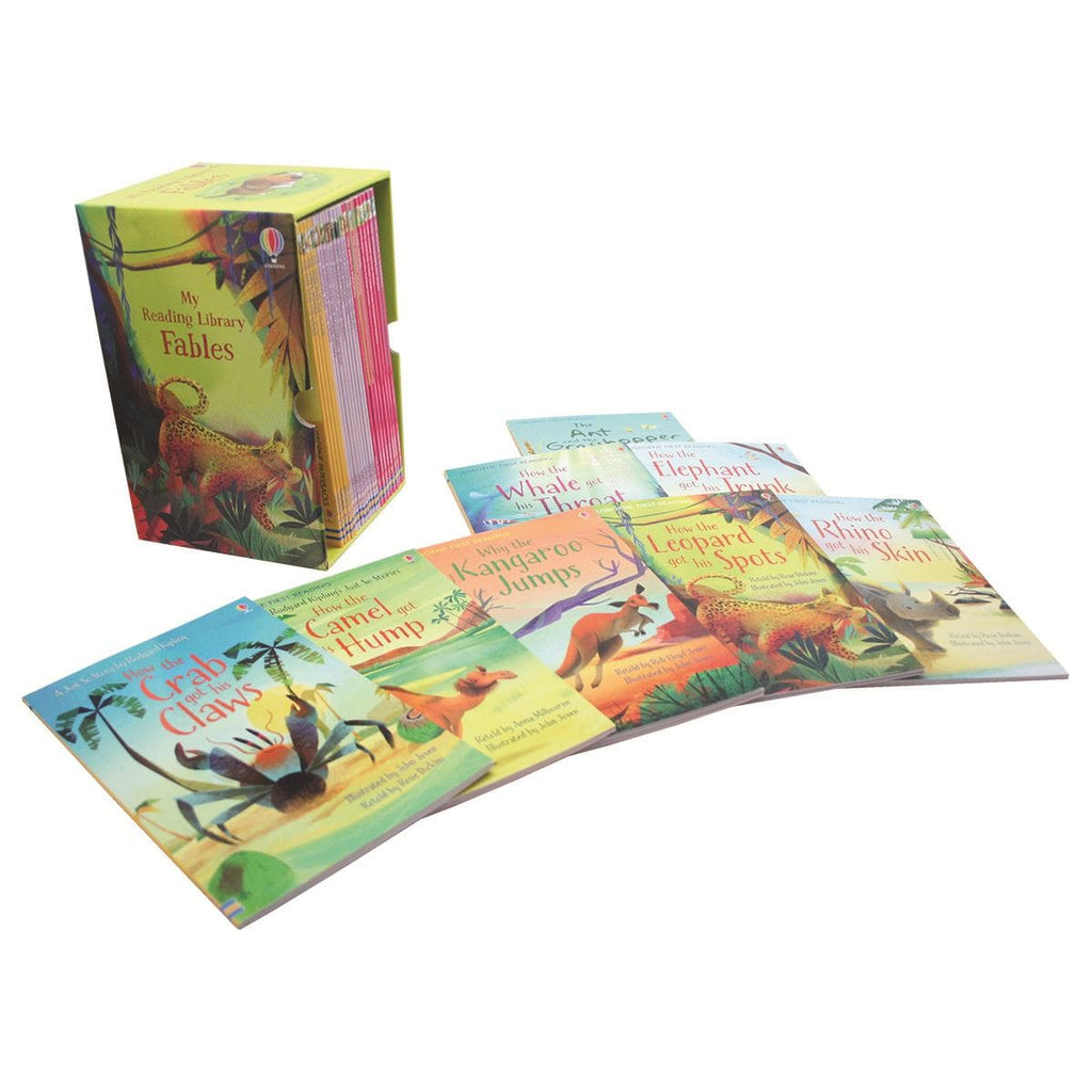Usborne My First Fables Reading Library