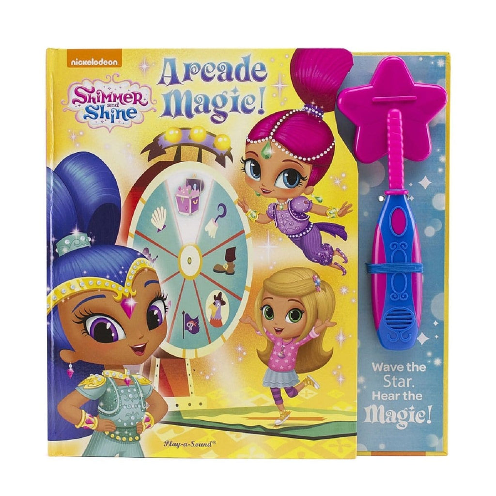 Shimmer And Shine Arcade Magic! (Magic Wand), [Product Type] - Daves Deals