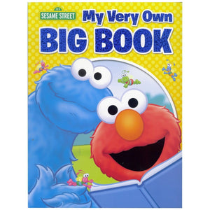 Sesame Street - My Very Own BIG BOOK, [Product Type] - Daves Deals