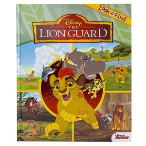 The Lion Guard - Look and Find