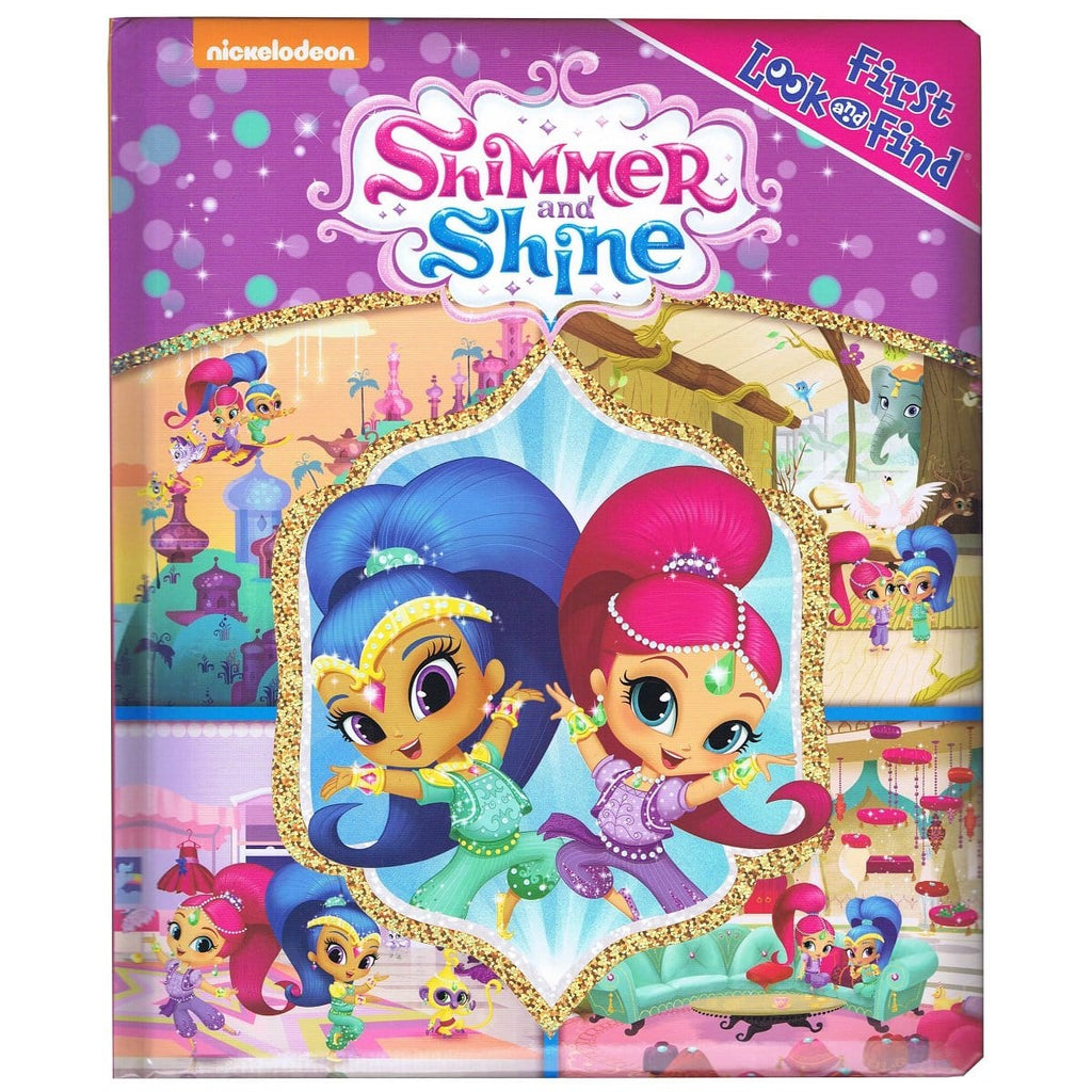 Shimmer & Shine - First Look and Find, [Product Type] - Daves Deals