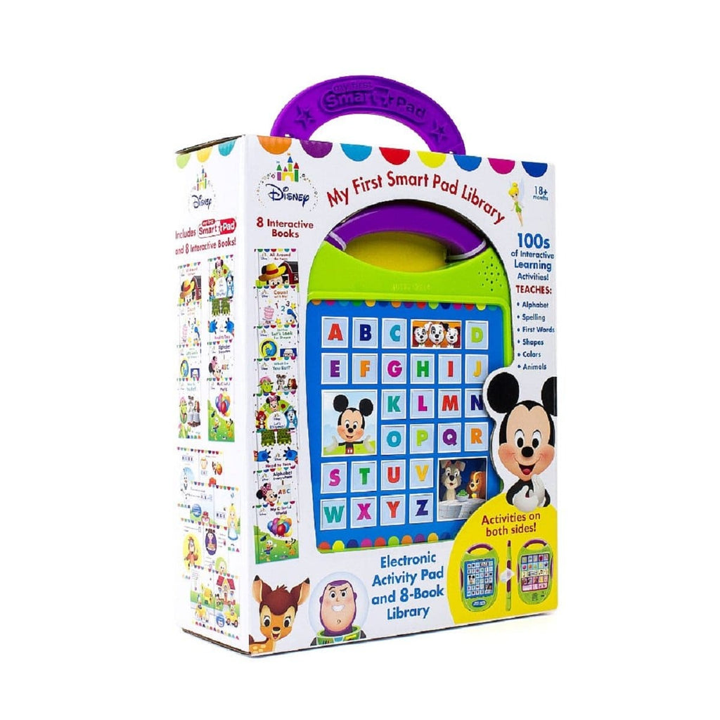 Disney Baby - My First Smart Pad Library, [Product Type] - Daves Deals