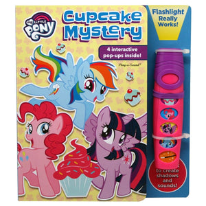 My Little Pony - Cupcake Mystery, A Flashlight Adventure Sound Book, [Product Type] - Daves Deals