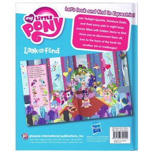 My Little Pony - Look and Find, [Product Type] - Daves Deals