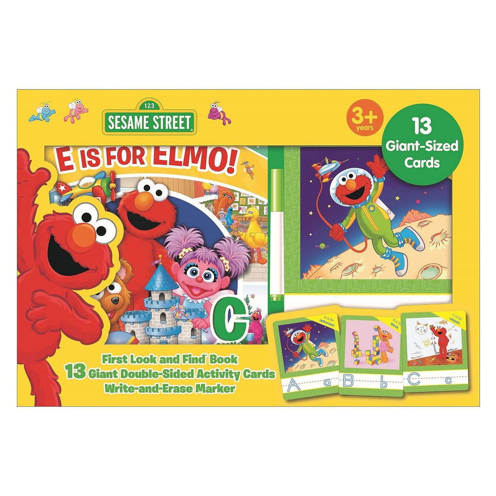 Sesame Street - Explore and Play with Sesame Friends, [Product Type] - Daves Deals