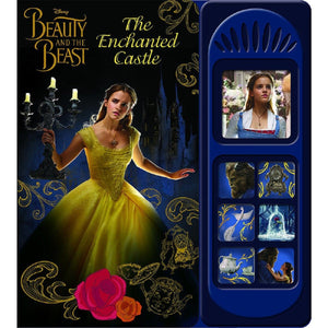 Beauty and the Beast - The Enchanted Castle Little Play-a-Sound Book, [Product Type] - Daves Deals