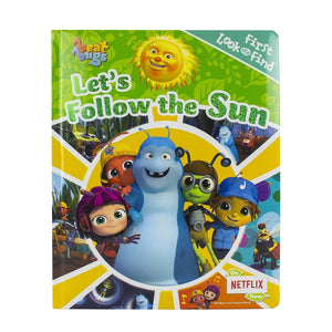 Beat Bugs Let's Follow The Sun - First Look and Find, [Product Type] - Daves Deals