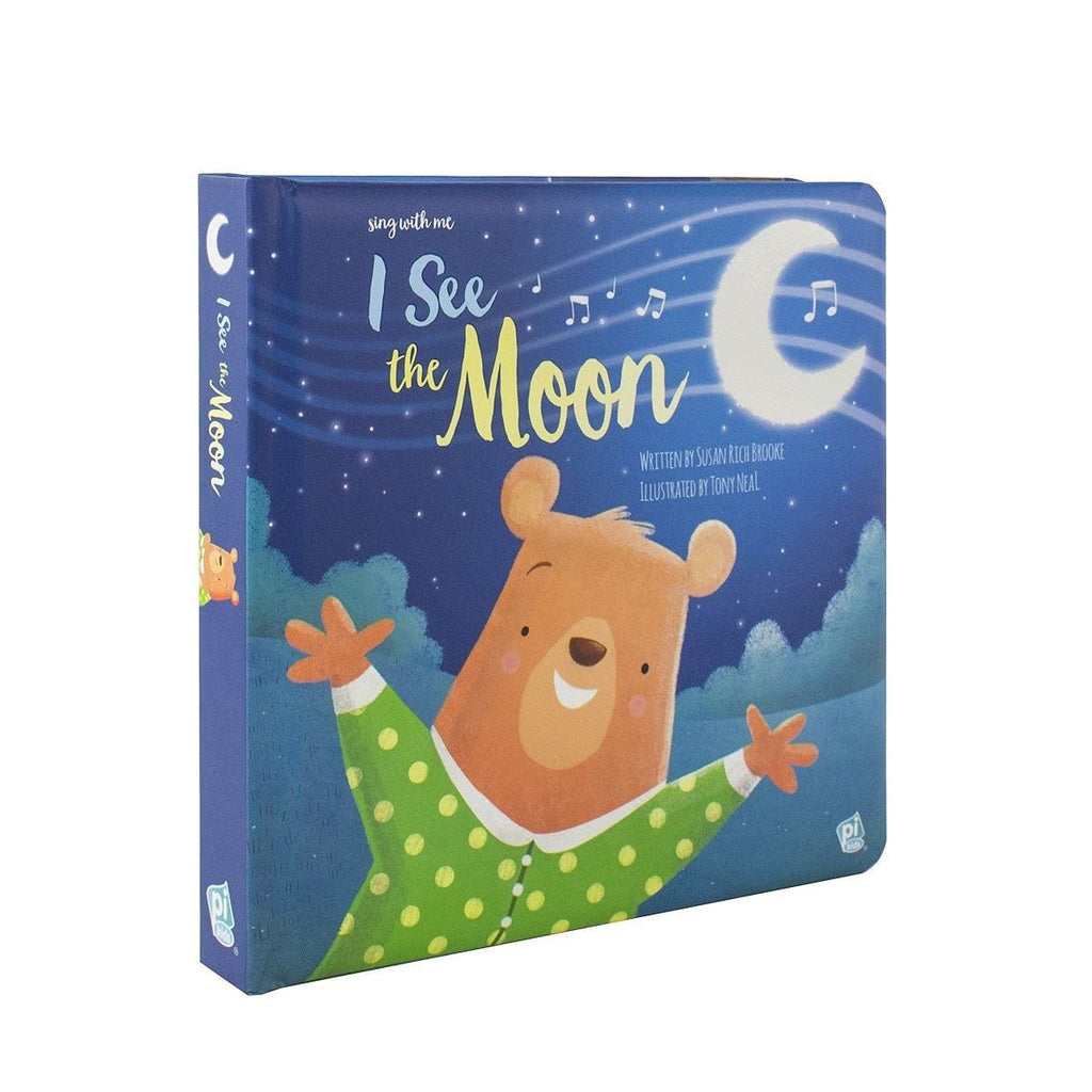 I See The Moon - Sing With Me Book - Daves Deals
