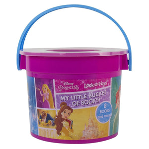 Disney Princess - Look and Find My Little Bucket Of Books, [Product Type] - Daves Deals