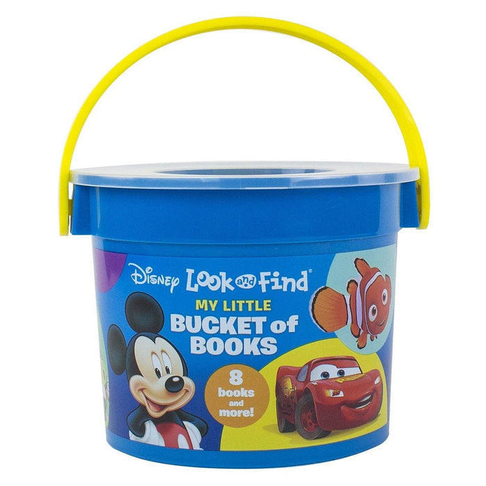 Disney - Look and Find My Little Bucket Of Books