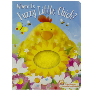 Where Is Fuzzy Little Chick? - Daves Deals