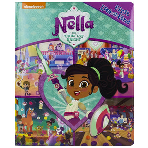 Nella The Princess Knight First Look and Find, [Product Type] - Daves Deals