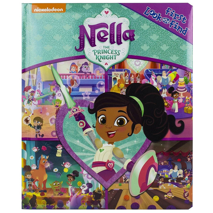 Nella The Princess Knight First Look and Find
