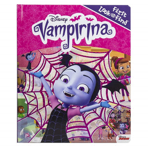 First Look & Find Disney Vampirina - Daves Deals