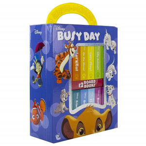 Disney Busy Day My First Library, [Product Type] - Daves Deals