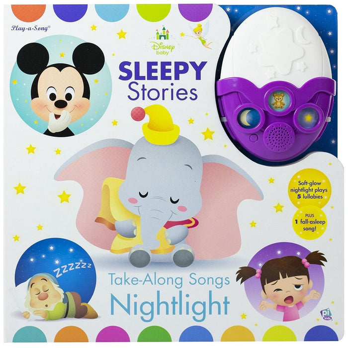 Disney Baby Sleepy Stories