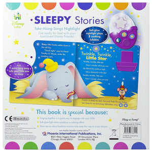 Disney Baby Sleepy Stories, [Product Type] - Daves Deals