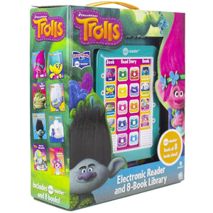 Dreamworks Trolls - Me Reader Electronic Reader 8 Book Library Box Set, [Product Type] - Daves Deals