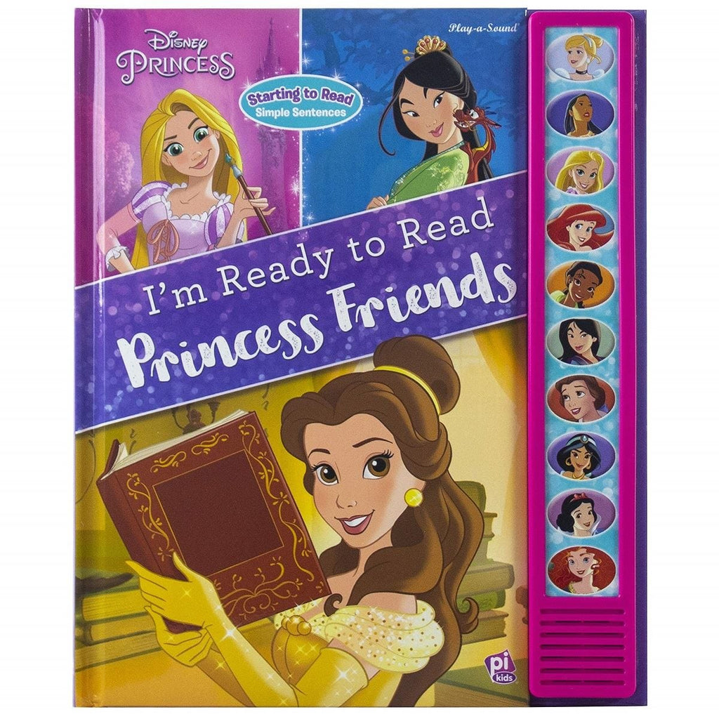 Disney Princess Play-a-Sound