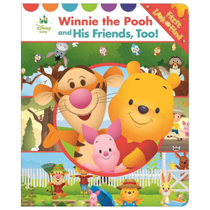 First Look & Find Winnie the Pooh