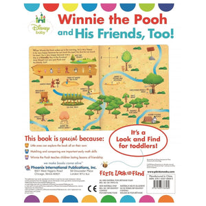 First Look & Find Winnie the Pooh, [Product Type] - Daves Deals