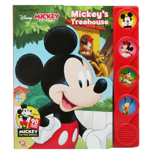 Disney Mickey & Friends Play-a-Sound - Mickey's Treehouse