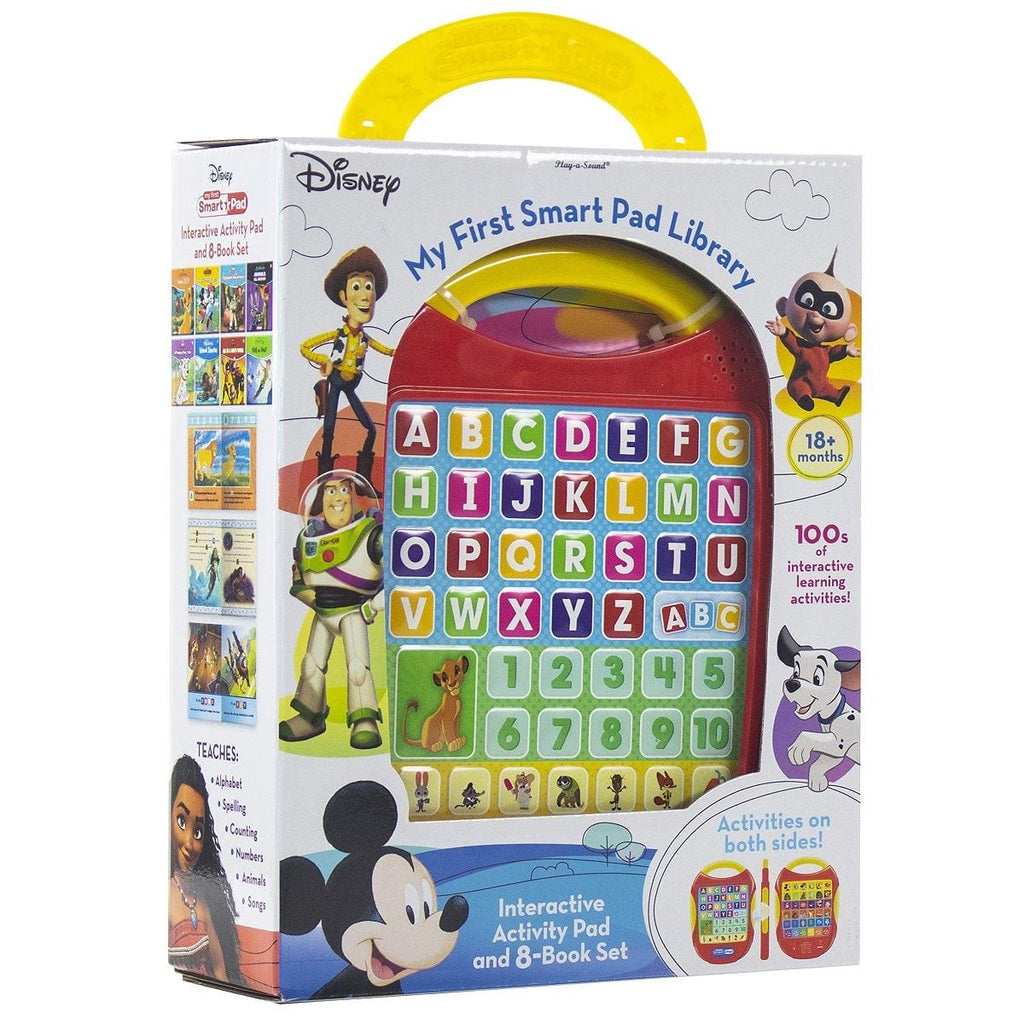 Disney My First Smart Pad Library, [Product Type] - Daves Deals