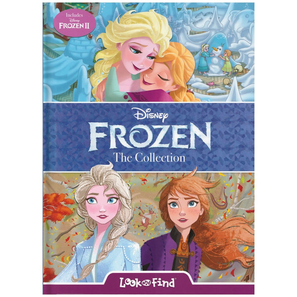 Disney - Frozen Look and Find Collection
