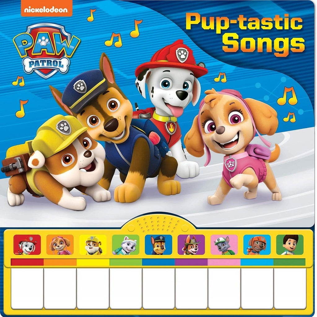 Paw Patrol Pup-Tastic Songs, [Product Type] - Daves Deals