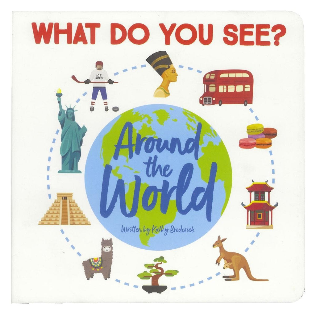Around the World - What Do You See?, [Product Type] - Daves Deals