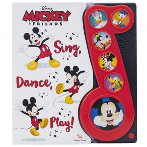 Mickey & Friends Sing, Dance, Play!, [Product Type] - Daves Deals