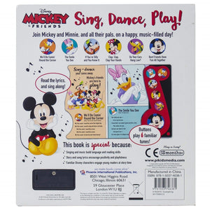 Mickey & Friends Sing, Dance, Play!